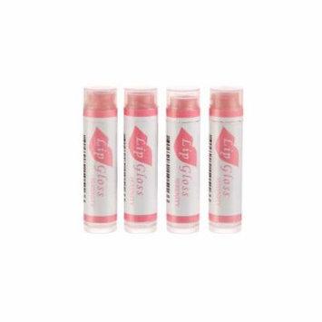 Beeswax Lip Gloss - 4 Pack (Serenity)