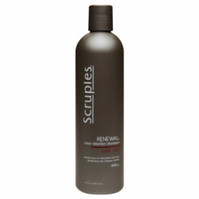 Scruples Renewal Color Retention Shampoo, 12 fl oz