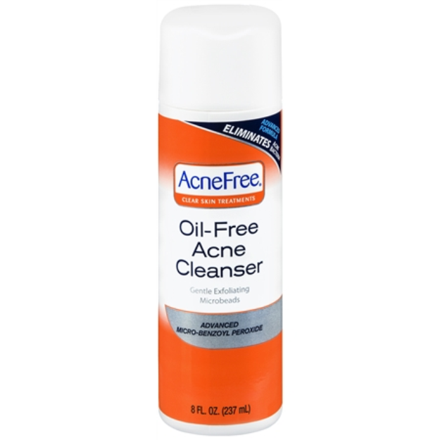 University Medical AcneFree Oil-Free Acne Cleanser