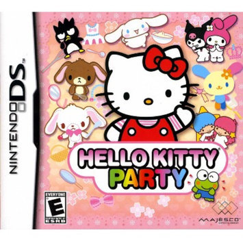Majesco Hello Kitty Party (Nintendo DS)