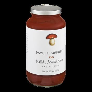 Dave's Gourmet Pasta Sauce Wild Mushroom
