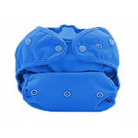 Kissaluvs Marvels One Size Diaper Cover, Blue