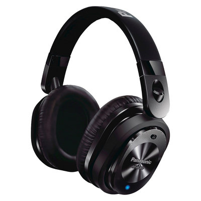 Panasonic Premium Noise Cancelling Headphones - Black