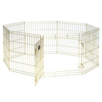 Midwest Metals Gold Zinc Exercise Pen
