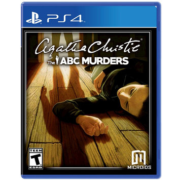 Kalypso Media Agatha Christie: The ABC Murders Playstation 4 [PS4]