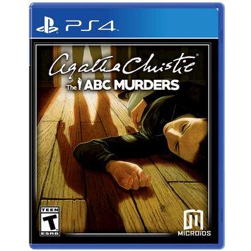Kalypso Media Agatha Christie: The ABC Murders Playstation 4 [PS4]