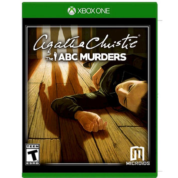 Kalypso Media Agatha Christie: The ABC Murders XBox One [XB1]