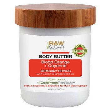 Raw Sugar Blood Orange & Cayenne Body Butter - 16.9 Fl Oz