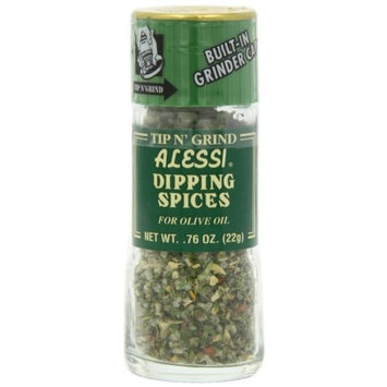 Alessi Dipping Spice Grinder, 0.76-Ounce (Pack of 6)