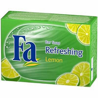 Fa Lemon Refreshing Bar Soap 100 Gram