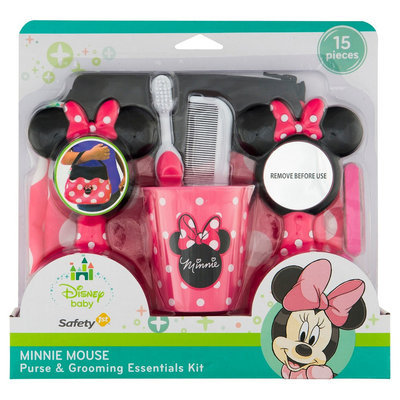 Dorel Safety 1st - Disney Minnie Purse & Grooming Kit