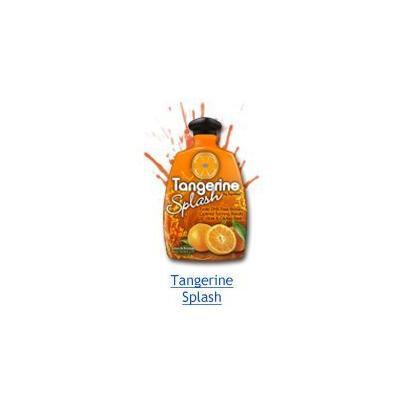Squeeze TANGERINE SPLASH DHA Free Bronzer - 13.5 oz.