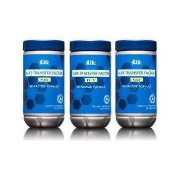 3 Pack - 4Life Transfer Factor Plus - 3 Pack