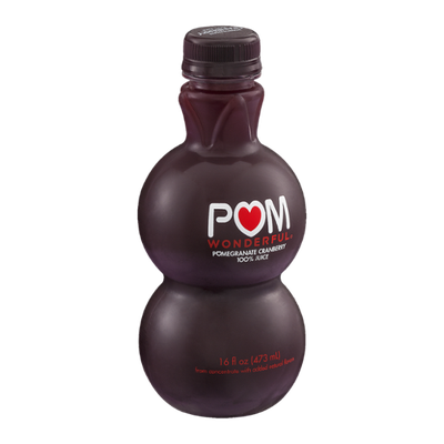 POM Wonderful 100% Juice Pomegranate Cranberry Flavor
