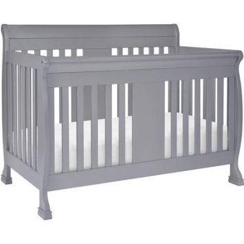 Million Dollar Baby DaVinci Standard Full-Sized Crib - Gray, Grey