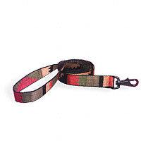 Bison Pet Rasta Nylon Dog Leash