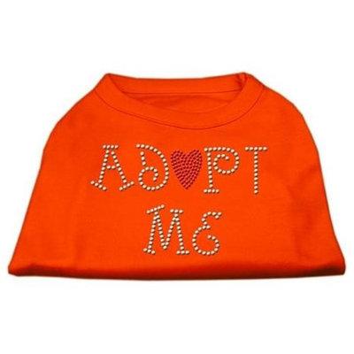 Ahi Adopt Me Rhinestone Shirt Orange XL (16)
