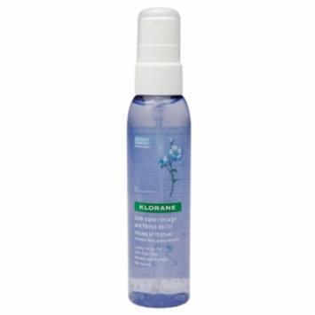 Klorane Leave-In Spray with Flax Fiber, 4.22 fl oz