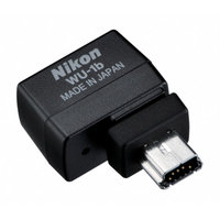 Nikon WU-1b Wireless Mobile Adapter for Nikon D600 DSLR Camera -