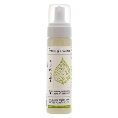 White & Elm Sweet Almond Foaming Cleanser - 7.1oz