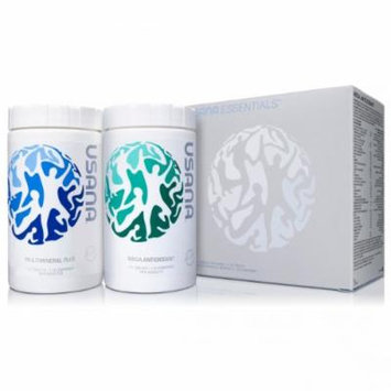 Usana Essentials 3 Boxes (Mega Antioxidant and Chelated Mineral) (3 Boxes)
