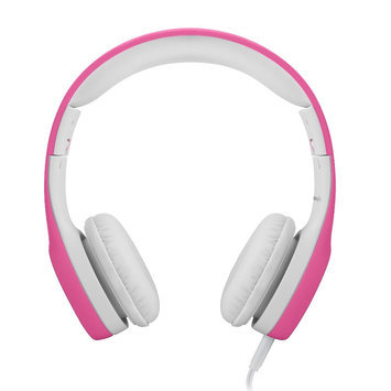 LilGadgets Lgcp-04 On-the-ear Headphones with Connect - Pink