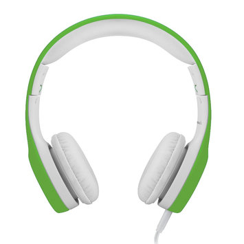 LilGadgets Lgcp-04 On-the-ear Headphones with Connect - Green