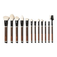 Sonia Kashuk Limited Edition Brush Set Exotic Artisan 12 pc, Mixed Color