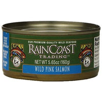 Rain Coast Raincoast Trading Wild Pink Salmon (Pack of 12)