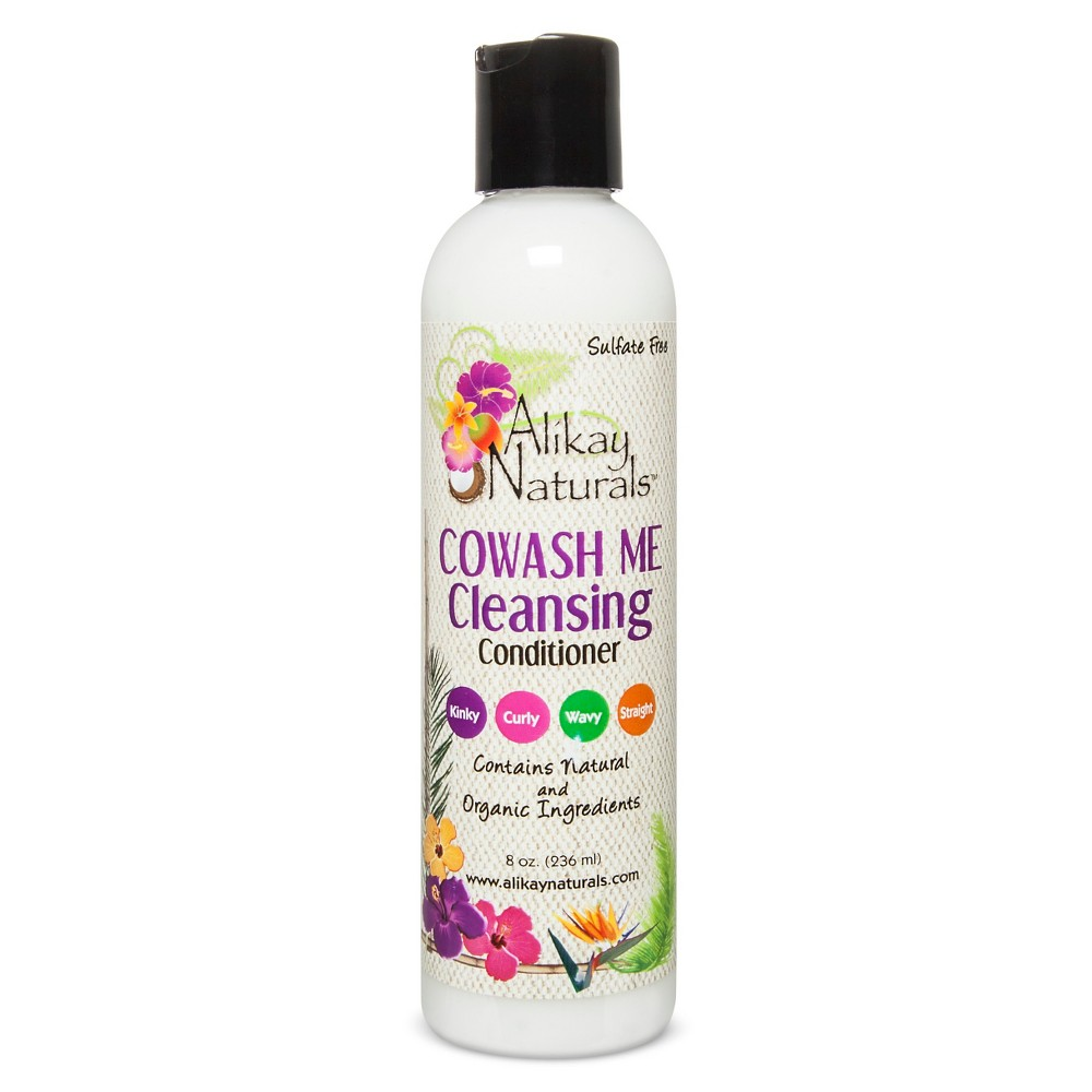 Alikay Naturals Alikay CoWash Me Cleansing Conditioner 8oz