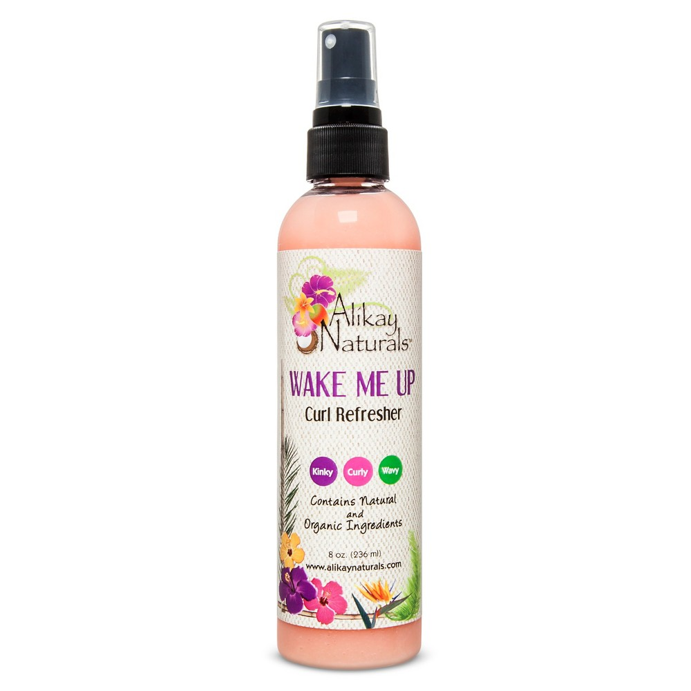 Alikay Naturals Alikay Wake Me Up Curl Refresher 8oz
