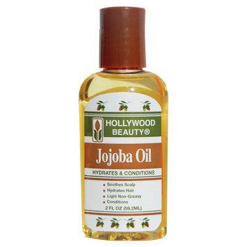 Hollywood Beauty Jojoba Hair Oil 2 oz