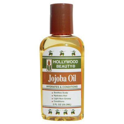 Hollywood Beauty Jojoba Hair Oil 2 oz