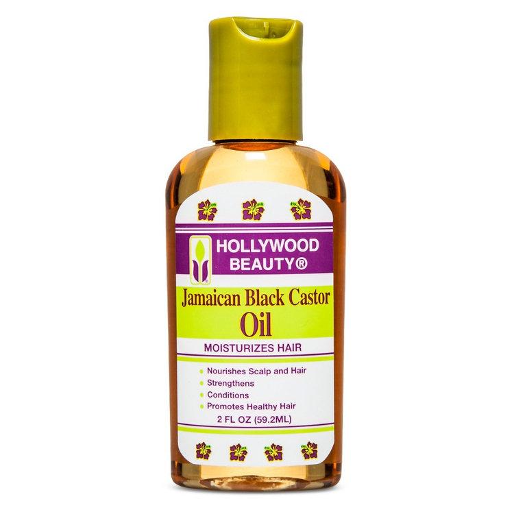 Hollywood Beauty Jamaican Black Castor Hair Oil 2 Oz Reviews