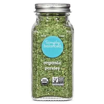 Organic Parsley .71oz - Simply Balanced