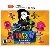 Ui Entertainment Runbow Pocket Deluxe Nintendo 3DS