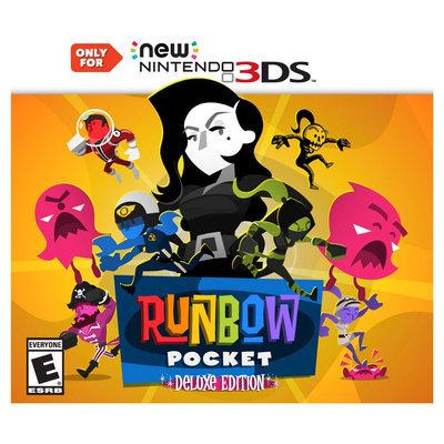 Ui Entertainment Runbow Pocket Deluxe Nintendo 3DS