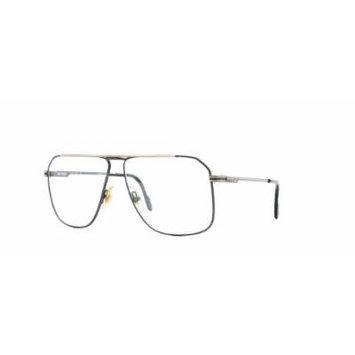 Ferrari 24 503 Grey Certified Vintage Aviator Eyeglasses Frame For Mens