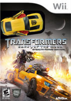 Activision Transformers: Dark of the Moon Stealth Force Edition