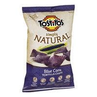 Tostitos® Simply Natural Blue Corn Tortilla Chips