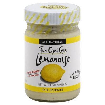 The Ojai Cook Lemonaise, 12 Ounce (Pack of 6)