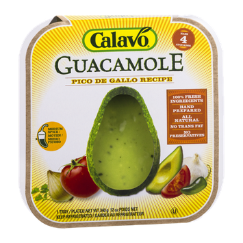 Calavo Guacamole Pico De Gallo Recipe