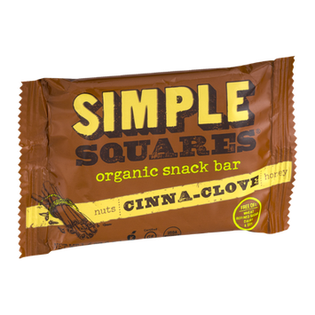 Simple Squares Cinna-Clove