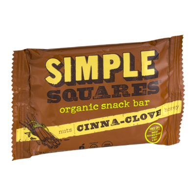 Simple Squares Cinna-Clove