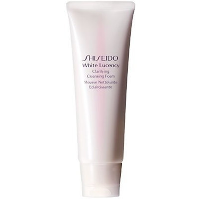 Shiseido White Lucency Perfect Radiance Clarifying Cleansing Foam Facial Cleansing Products