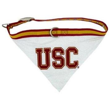 Pets First Inc. USC Trojans Bandana - Medium