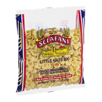 Sclafani Macaroni Pasta Little Hats 300