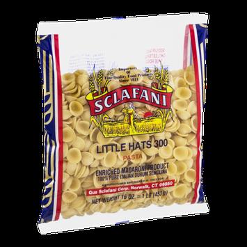 Sclafani Macaroni Pasta Little Hats 300