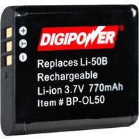 Digi Power Replacement Li-Ion Battery for Olympus Li-50B