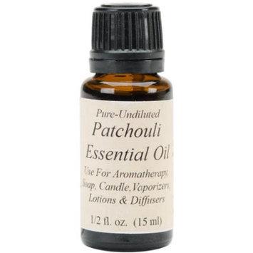 Bolek's Essential Oil Open Stock .5Oz-Patchouli